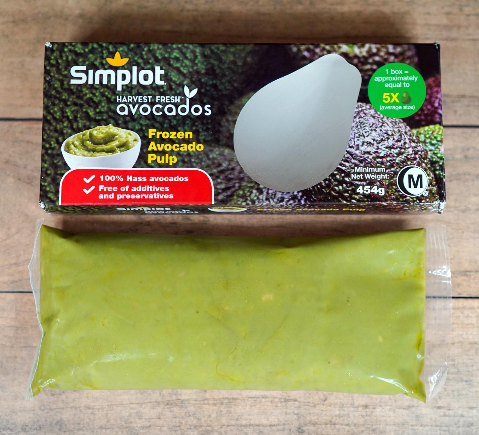Enjoy Simplot Harvest Fresh™ Avocado Pulp from RM19.90, with convenient recipes for avocado aficionados!