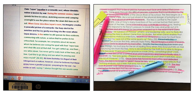 Highlighting text is an effective strategy for instruction and assessment