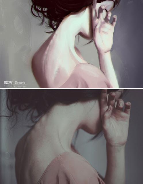 """بالصور.. """"Julio Cesar"""" فنان يحول صور عشوائية لأشخاص من الأنترنت إلى كارتون!"""