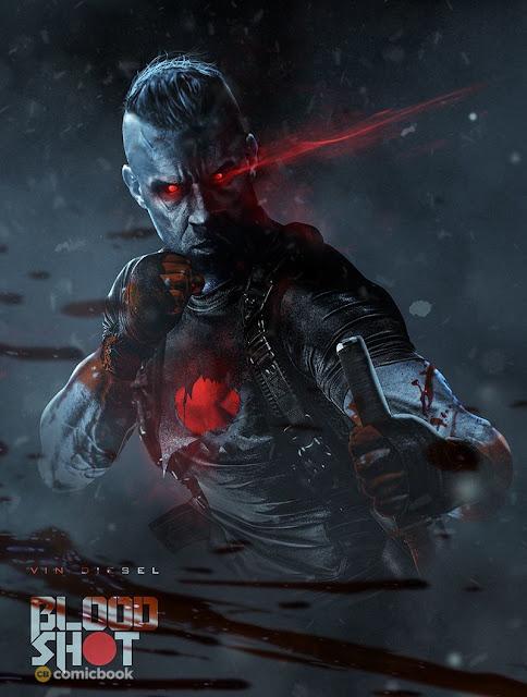 Primer trailer de Bloodshot