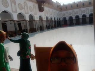 Masjid Al Azhar Mesir