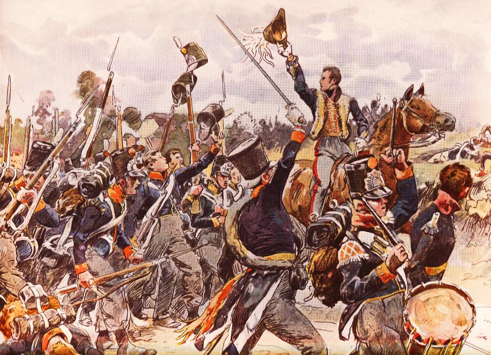 the mad monarchist the netherlands in the napoleonic wars