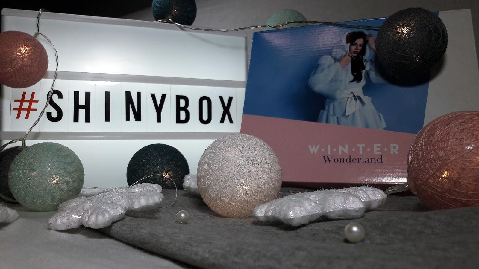 Styczniowa edycja pudełka Shinybox
