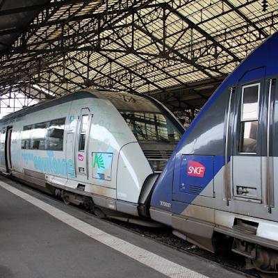 Direct train to Terrasson, easy & comfortable.