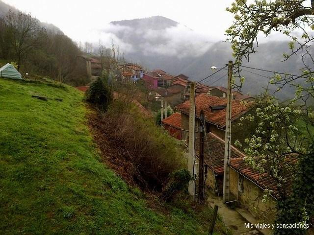 hotel rural La Aldea Perdida, Prieres, Asturias