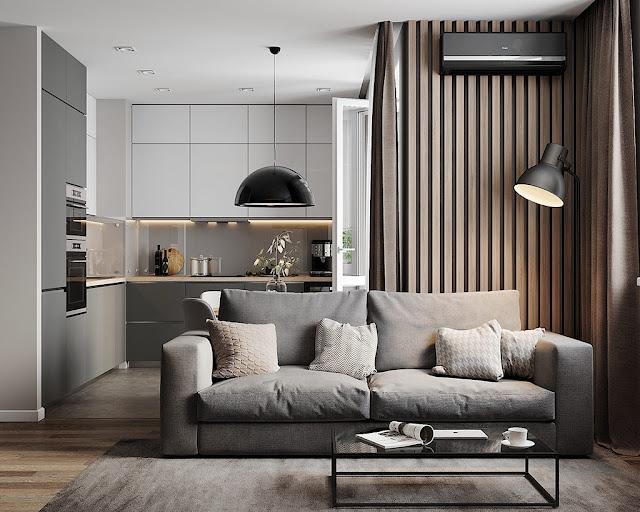 Thiết kế và thi công hoàn thiện nội thất căn hộ chung cư Celadon City quận Tân Phú
