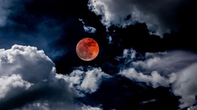 28 Juli Gerhana Bulan Total, Umat Islam Diimbau Salat Khusuf