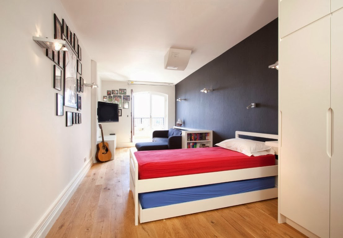warna cat kamar tidur anak laki laki cowok 4