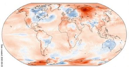 Copernicus για κλιματική αλλαγή: Φόβοι ότι ο υδράργυρος θα χτυπήσει «κόκκινο»
