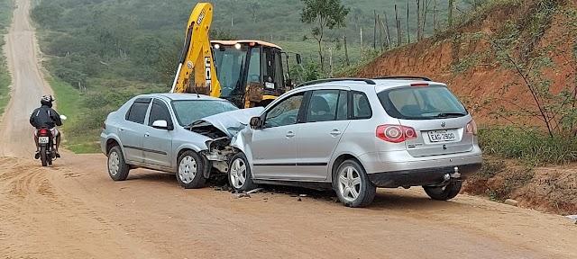 Mulher morre em acidente de carro na estrada vicinal de Macajuba