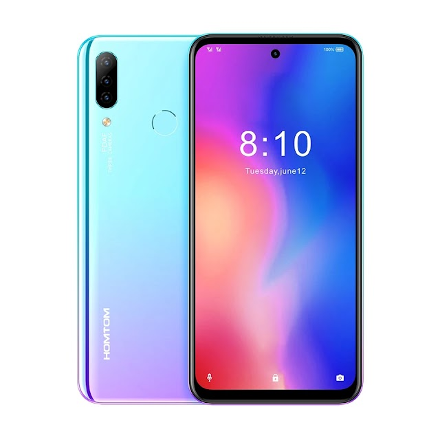 Review of HOMTOM P30 Pro