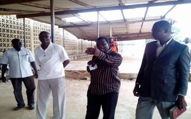 Pastor James Abednego