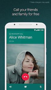 WhatsApp Messenger Mod Apk v2.20.13 (Dark With Privacy)