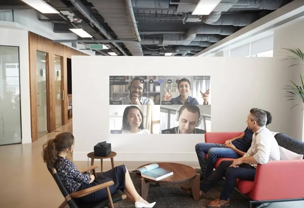 Epson Launches New EpiqVision Mini Laser Projection TV Series