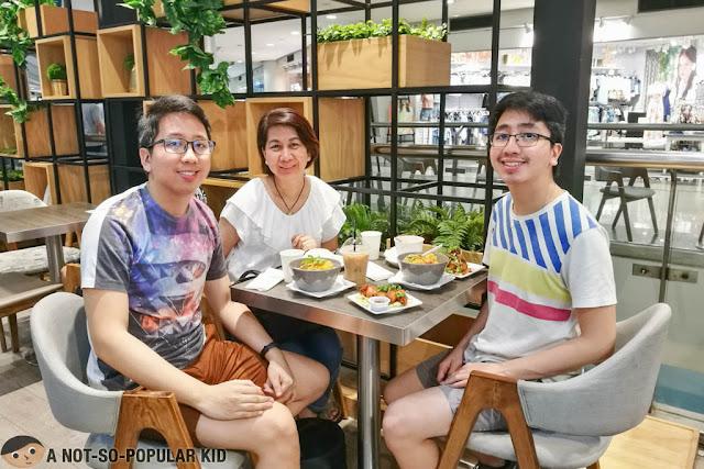 Renz Cheng in Tuan Tuan (Robinsons Manila)