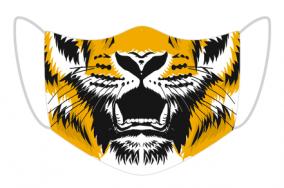 Maseczka tygrys
