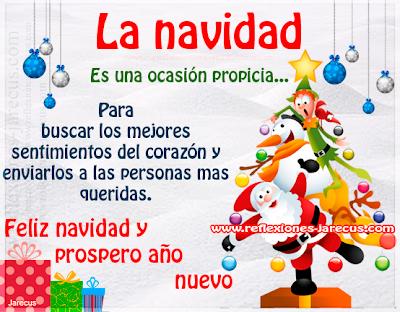 Feliz navidad, Mensajes navideños, Tarjetas de navidad,