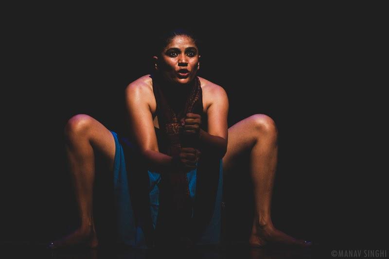 """Ignite"" Festival of Contemporary Dance 2016 Jaipur. Nimmy Raphel"