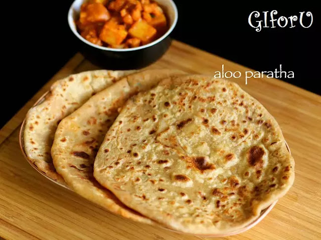 Aloo Paratha Recipe-how to make Aloo Paratha Recipe on GiforU