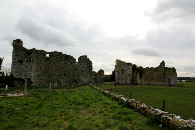 Ballyboggan Abbey in County Meath