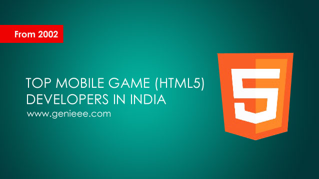 Top Mobile Game (HTML5) Developers in India