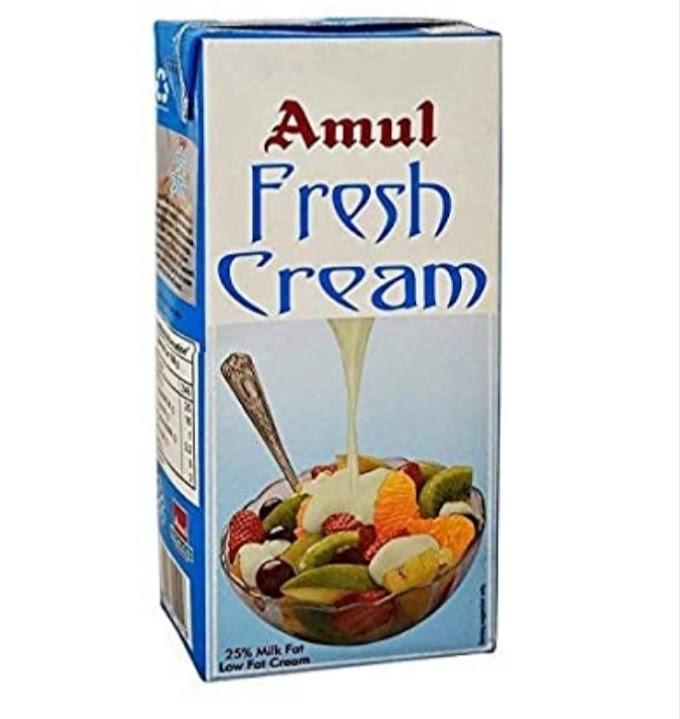 Milk products | Cream | Yogurt