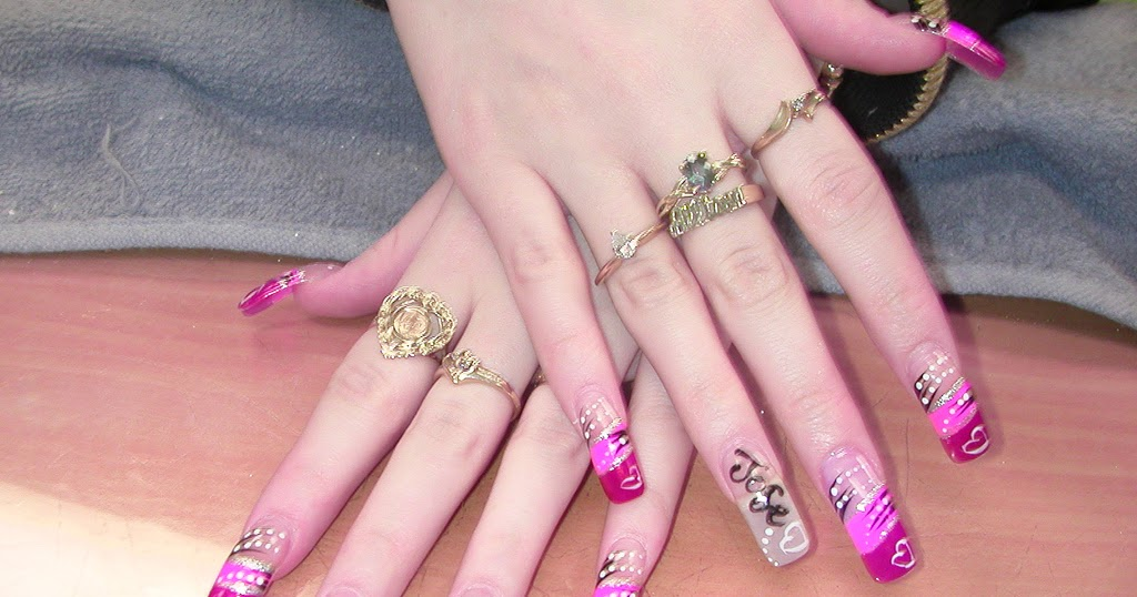 Nails Art: Fash Trend: Nail Art Designs Trends