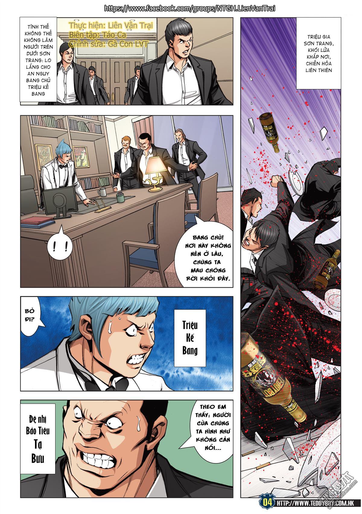 Người Trong Giang Hồ RAW chap 2072 - Trang 3