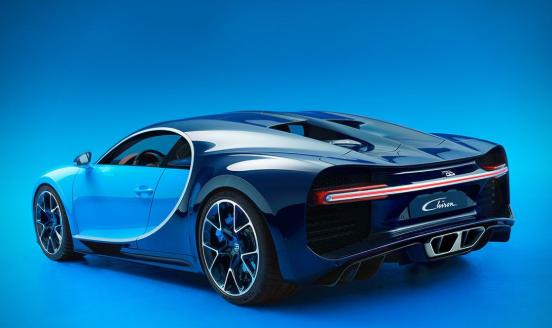 2020 Bugatti Chiron specs