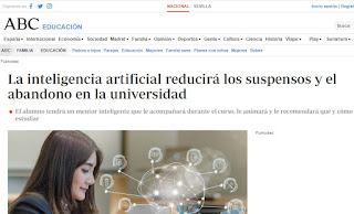 La Inteligencia Artificial reducirá suspensos y abandono en la universidad