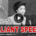 WATCH: HISTORY FACTS| Brilliant Speech of Imelda Marcos, October 13, 1977 - U.N