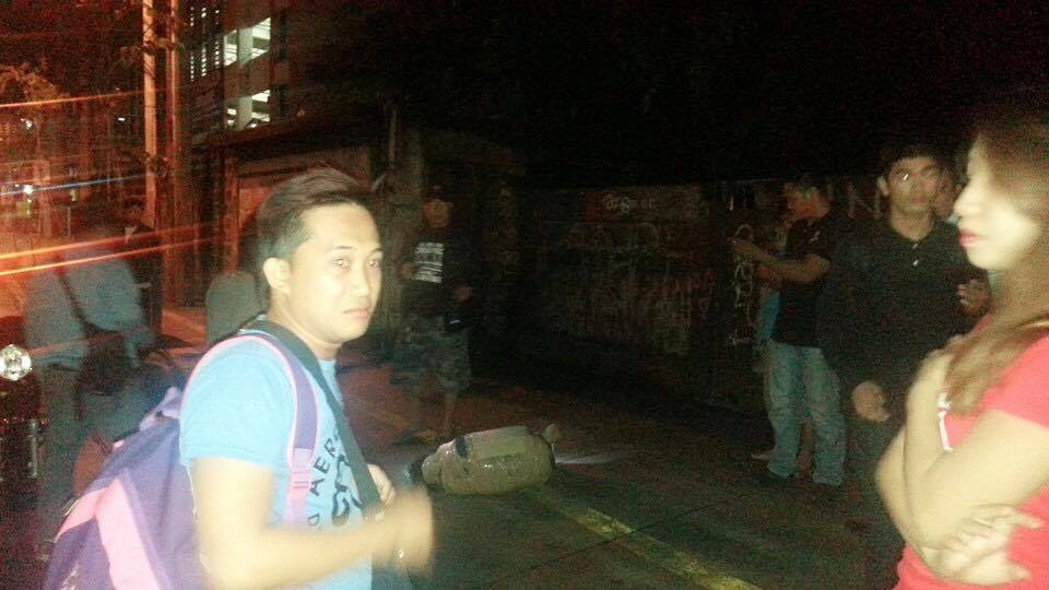 Snatcher found dead along EDSA