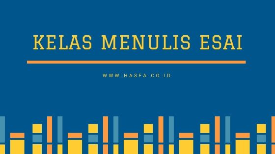 workshop menulis esai