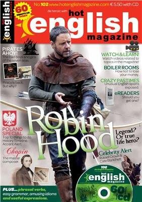 Hot English Magazine - Number 102