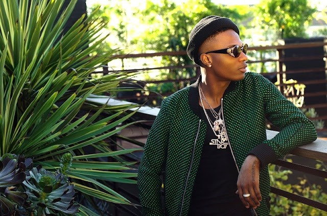 Wizkid's Smile Attains New Spot On Billboard Charts At 5th