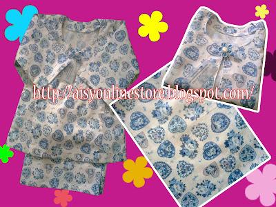 Aisy Online Store Baju Kurung Bayi 0 3thn English Amp Japanese Cotton