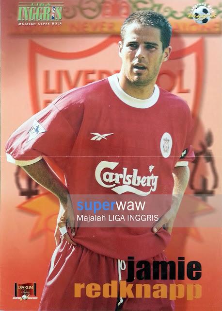 Jamie Redknapp Liverpool