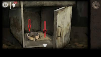 вытаскиваем схему и изоленту в игре выход из заброшенной шахты