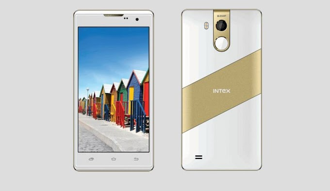 Intex Cloud String HD Smartphone Rs.5599/- with 4G VoLTE