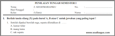 soal pts kelas 1 semester 1,ganjil, tema 1, tema 2, kunci jawaban, pdf, doc, edit, revisi 2017, th. 2019, 2020, terbaru download, unduh