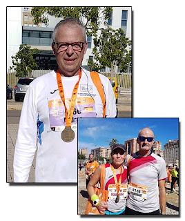 Atletismo Aranjuez Medio Maratón Valencia