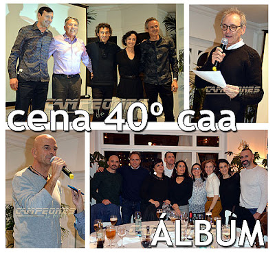 FOTOS Cena Atético Aranjuez 40 aniversario