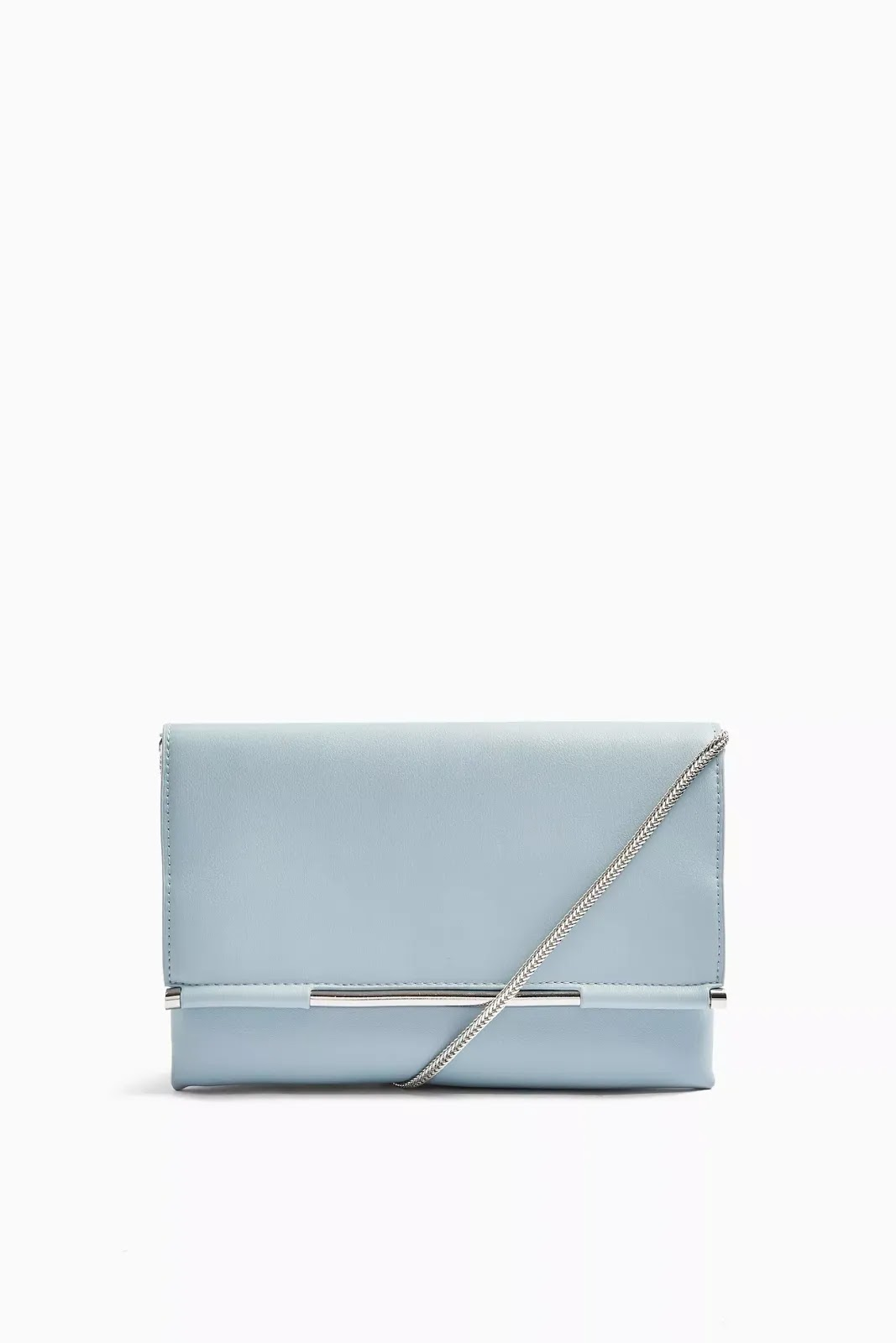 Pale Blue Bag