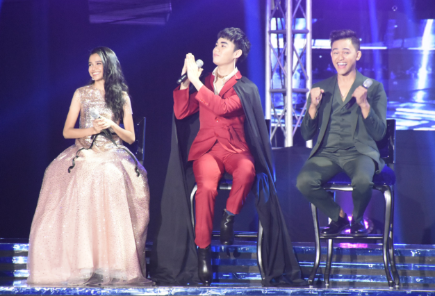 Idol Philippines' Top 3 Finalists. Who will be the first grand winner?