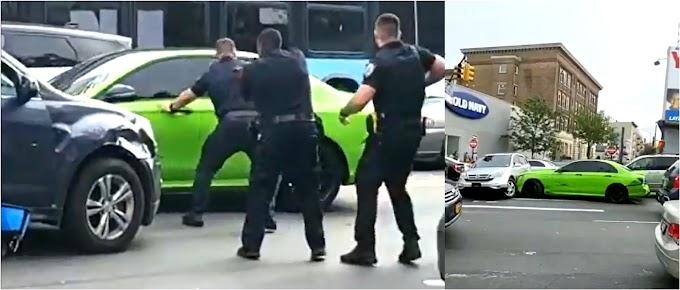 Acusan de 11 cargos a dominicano que lesionó transeúntes cuando huía de la policía en El Bronx
