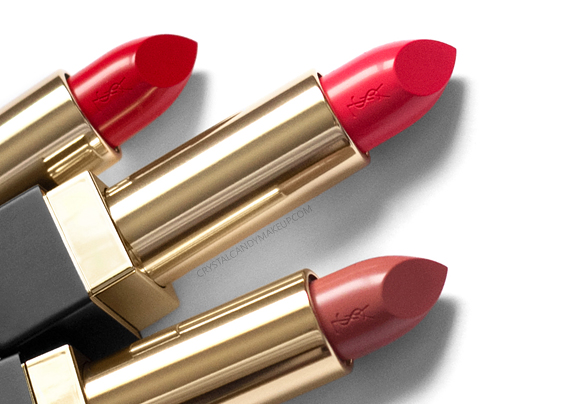 Yves Saint Laurent Rouge Pur Couture Lipstick Gold Attraction Holiday 2018