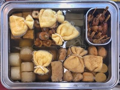 konbini food oden