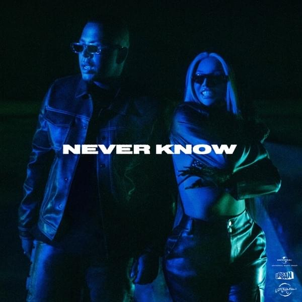 LUCIANO - Never Know