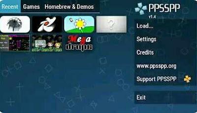 Emulator PS2 Terbaik - PPSSPP – PSP Emulator
