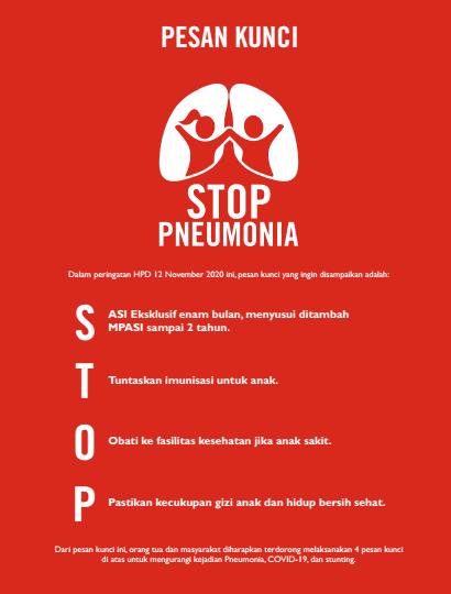 stop pneumonia